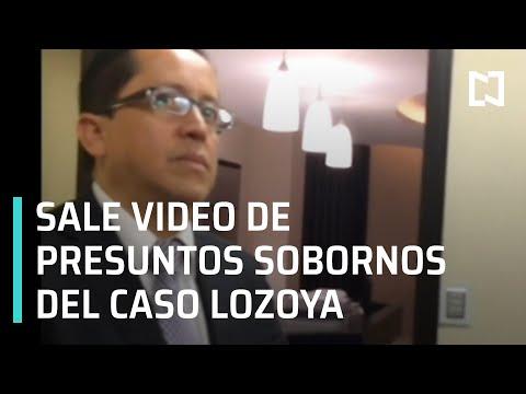 Difunde en redes sociales videos de presuntos sobornos en el caso de Lozoya - En Punto