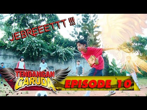 Jebreet..!!! Tendangan Garuda Iqbal kembali membuat bengong team Dragon FC - Tendangan Garuda Eps.10