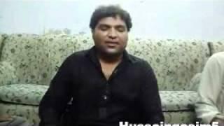 SHAHID KHAN 2012 KADDI JIYUNDIAN BHENA SHAYAR HASSNAIN AKBAR SIALKOT