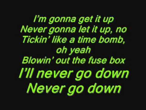 AC/DC - Let's Get It Up [Lyrics]
