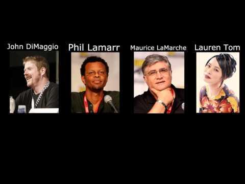 DragonCon 2013 Futurama Panel