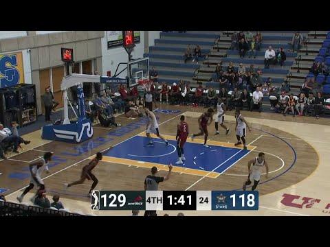 Briante Weber (12 points) Highlights vs. Salt Lake City Stars