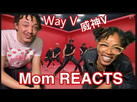 WayV 威神V 'Bad Alive (English Ver.)' MV  MOM REACTS