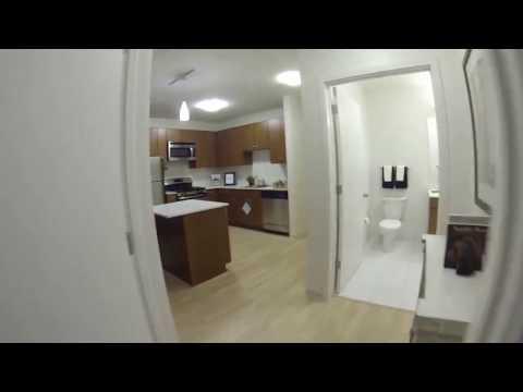 Lakeshore East Chicago Apartments   Coast   1 Bedroom Model   10 Layout   GoPro Tour
