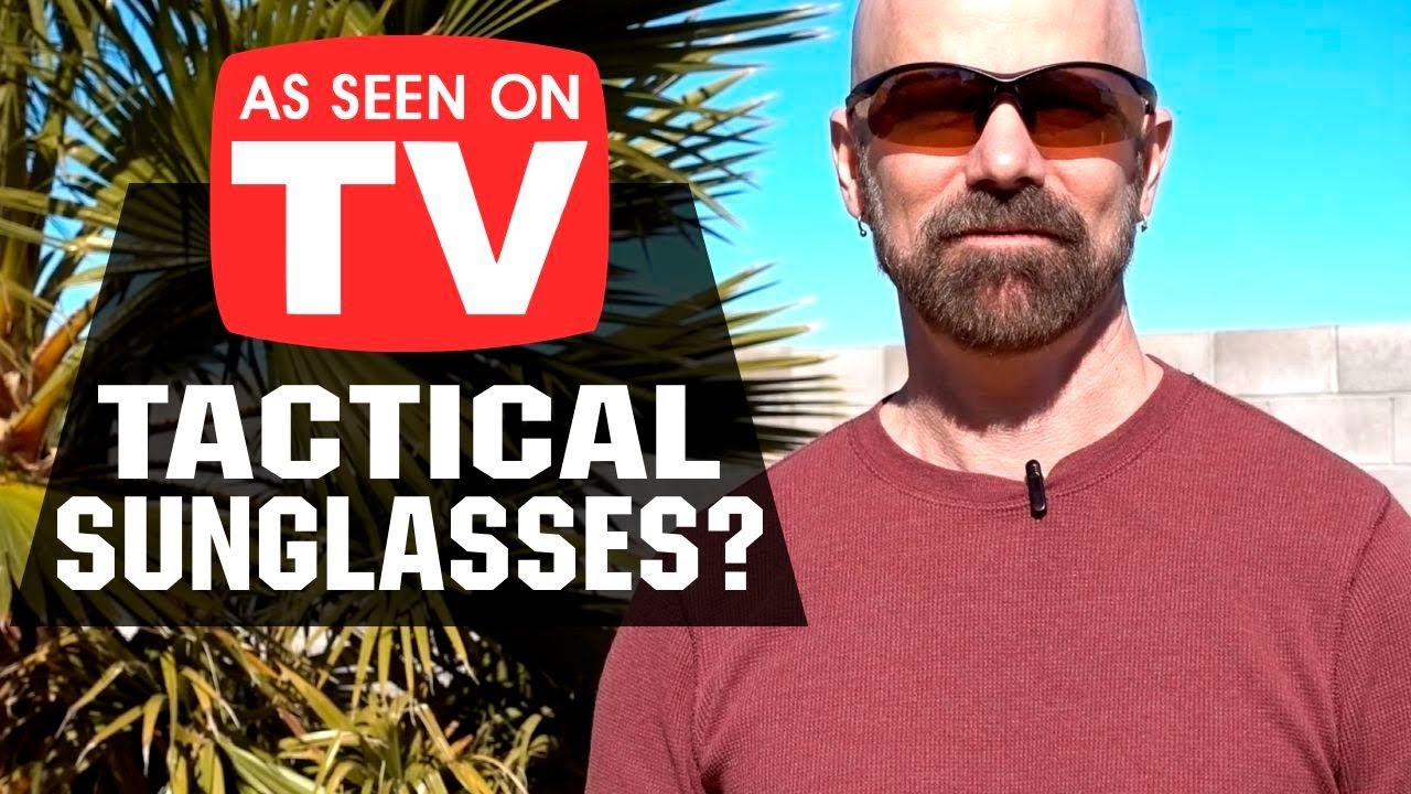 f71bb1f71c HD Vision Special Ops Review  As Seen on TV Tactical Sunglasses ...