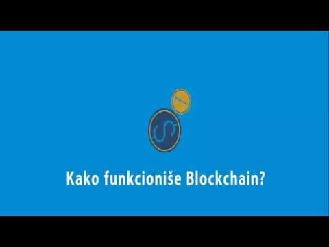 Kako funkcioniše Blockchain?