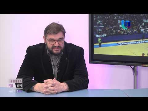 """TeleU: Dan Zenobiu Ionescu la """"Tribuna polisportivă"""""""
