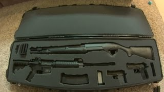 Pelican Gun Case 1750: Safe Weapon Storage (hd)