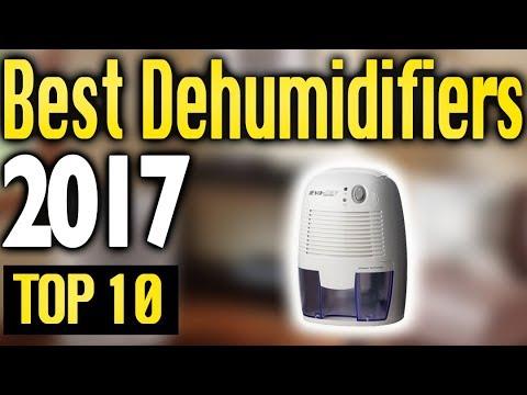 Best Dehumidifiers 2017 🔥 TOP 10 🔥