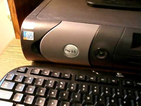 Dell Optiplex Gx260 Youtube