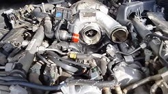 Dieselfilter-Kraftstofffilter Wechsel beim 350 CDI Bluetec !! Was für eine Verarsche !!