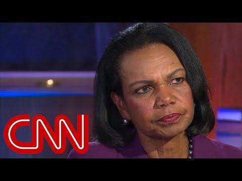 Condoleezza Rice on #MeToo: Let