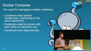 Docker 1.12: Orchestration, containers and beyond - Antonis Kalipetis