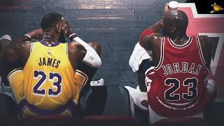 So LeBron's The Greatest Player of All Time??? (Jordan vs James)