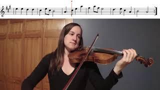 May Song Violin Duet Play-a-Long
