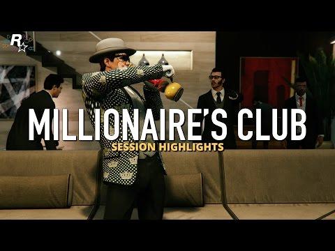 Millionaire's Club | GTA V Cinematic