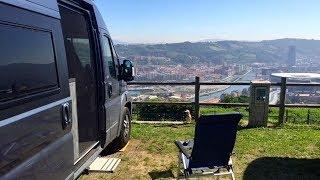 Komm mit ... auf 2.700 km mit dem Columbus VON HAMBURG BIS NACH PORTUGAL … 🚐 (Sommertour 2017 #1)