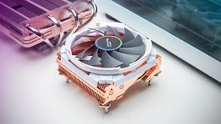 Cryorig's Copper C7 - The Ultimate Low Profile CPU Cooler?