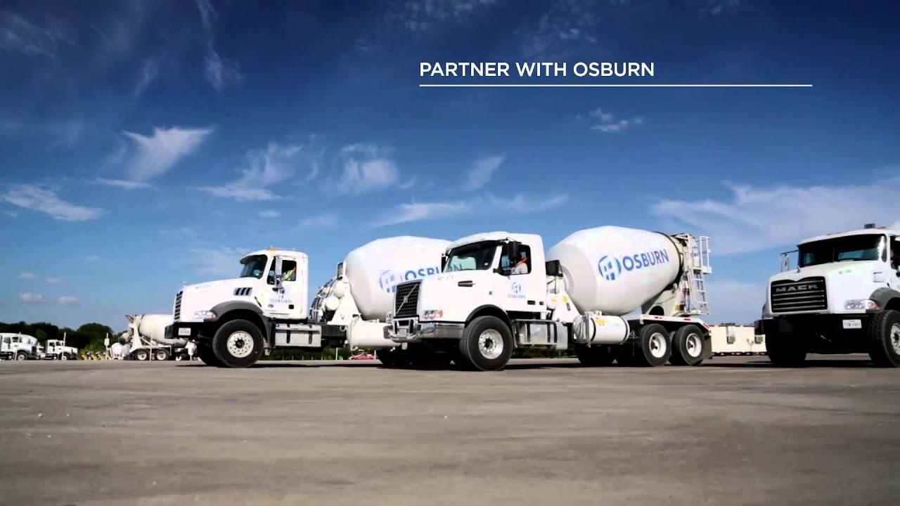 Trucking | Osburn Contractors