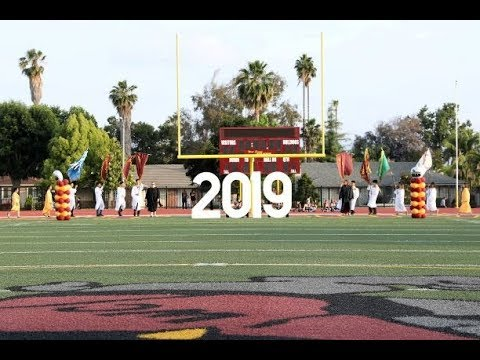 West Covina High School Graduation 2019