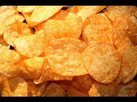 chips selber machen in weniger als 5min youtube. Black Bedroom Furniture Sets. Home Design Ideas