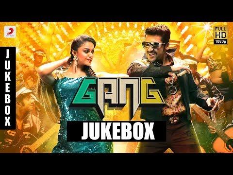 Gang Telugu Jukebox | Suriya | Anirudh l...