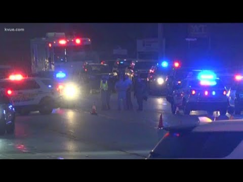 Officers killed in San Marcos shooting, two officers hurt | KVUE