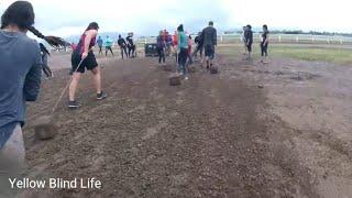 Ball and Chain Drag Terrain Race 2018 Salk Lake Utah