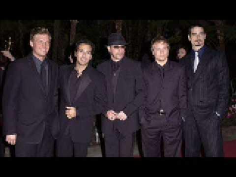 """Crawling Back To You"" - Backstreet Boys"