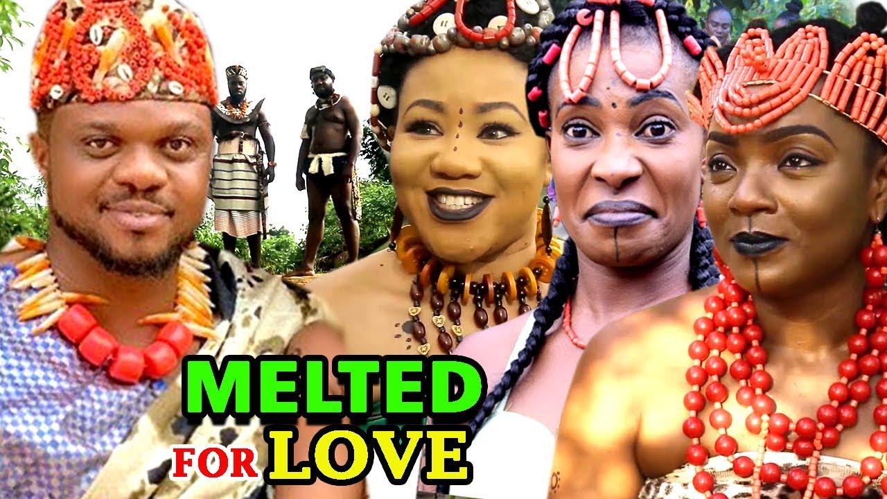 "Download MELTED FOR LOVE SEASON 1&2 ""FULL MOVIE"" - (Ugezu J Ugezu) 2020 Latest Nollywood Epic Movie"