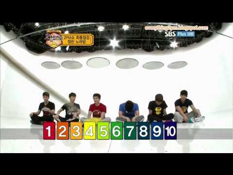 [ENG] 110924 2PM Show: Episode 12 - 3/7