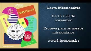 IPUS | AO VIVO | Culto Vespertino | 08/11/2020 | Encarando a si mesmo diante de Deus