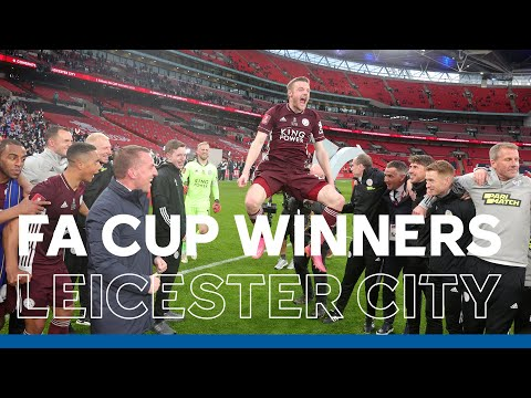 Jamie Vardy Starts The FA Cup Party! | Chelsea 0 Leicester City 1 | 2020/21