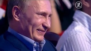 """КВН 2011 Спецпроект """"50 лет КВН"""" (ИГРА ЦЕЛИКОМ)"""
