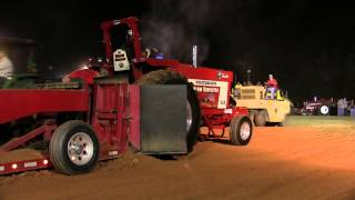 10,000 Super Pro Farm Tractors Pulling at Farmville August 31 2013