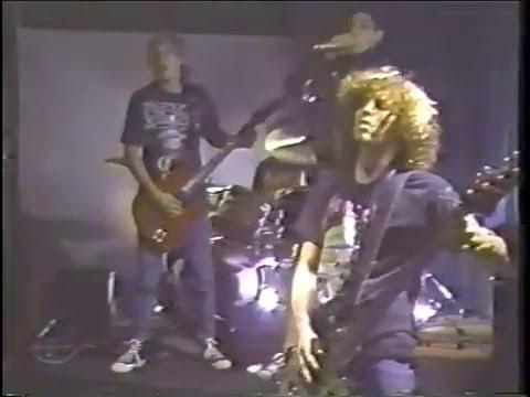 IGD, Team Urinals, Last Warning, Outrage Local Trash TV , Roseville Cable 1987ish