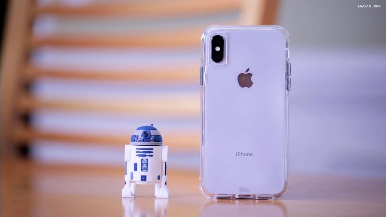 new product 576f2 050f2 Case-Mate Tough Clear Case (iPhone X)
