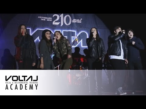 VOLTAJ Academy - It's My Life (Cover) - Live @ Braila