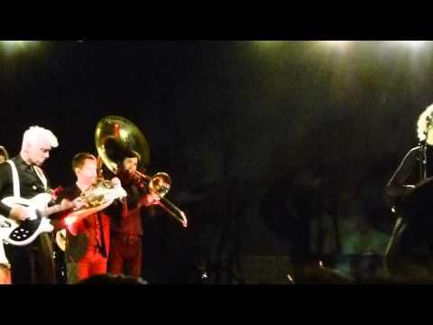 David Byrne & St Vincent- Optimist- Crossroads- KC MO- 7 12 2013