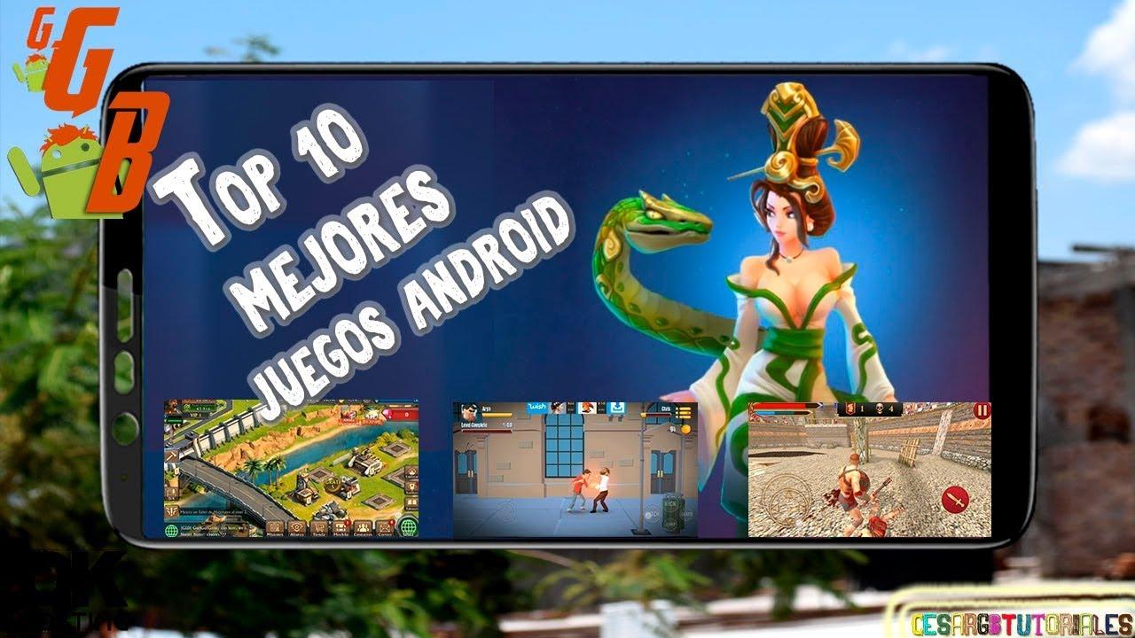 Mejores Juegos Nuevos Para Android Mayo 2018 Top 10 Mejores Juegos