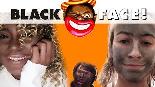 Почему blackface это ок | Саша Кэт против Nixelpixel против интернета
