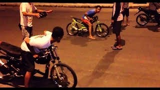 Drag bike || Dunia malam balap liar indonesia