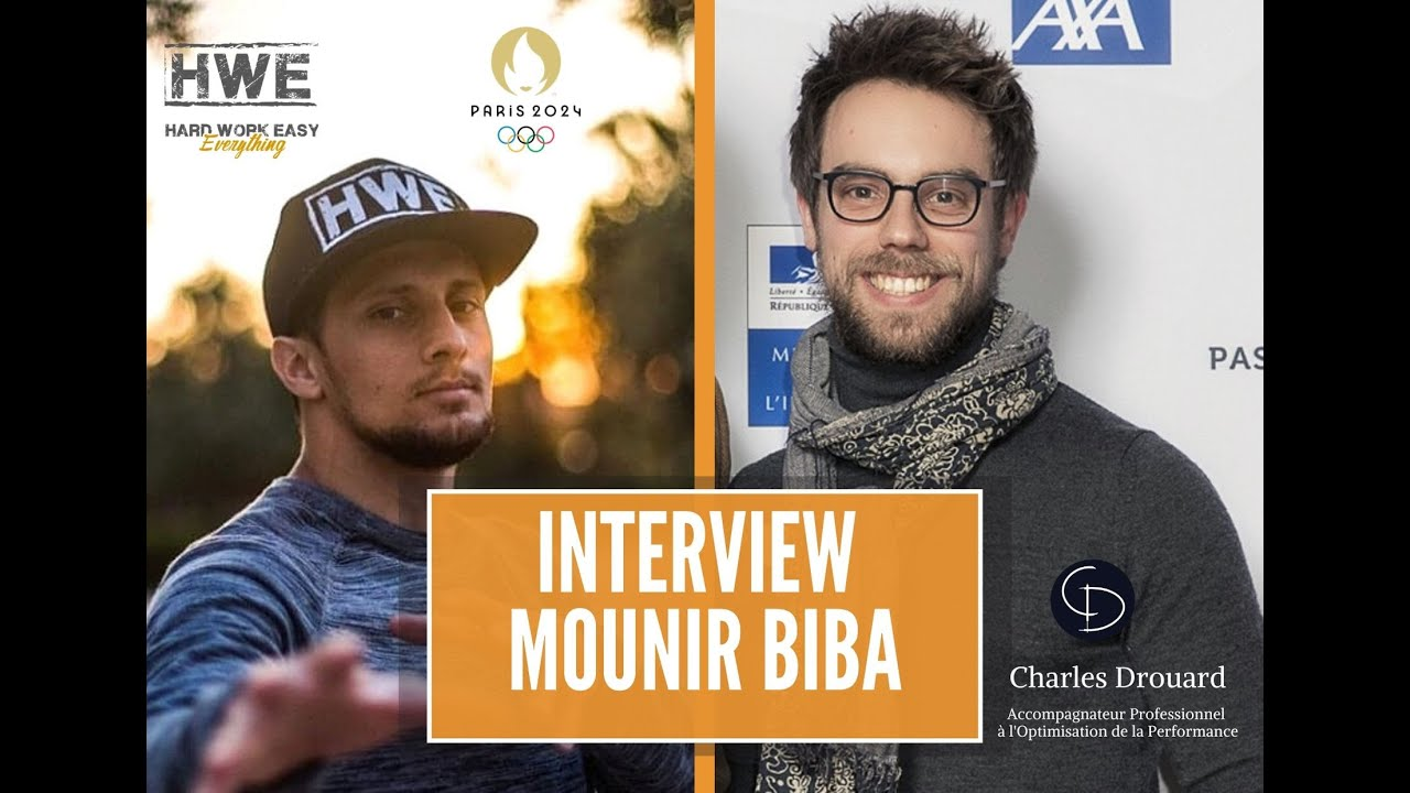 Interview Mounir Biba, champion mondial de Breakdance (partie 1/2)