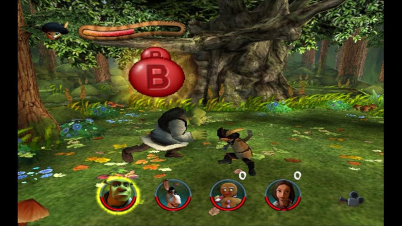 Shrek 2 Gcn Ogre Killer No Hit Run Youtube