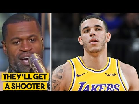"""""""The Lakers Will TRADE Lonzo For A Shooter.."""", """"Gotta Trust His Shot""""- LeBron To Lonzo"""