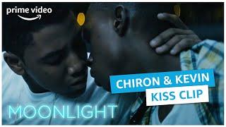 Chiron's eerste gay kus | Moonlight | Amazon Prime Video NL