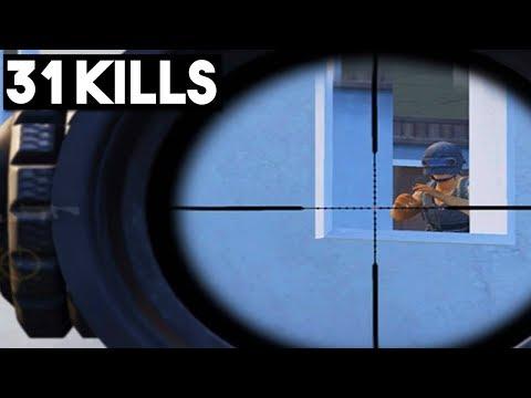 ALL PUBG PLAYERS WILL SEE THIS AWM SNIPE | 30 KILLS Duo Vs SQUAD | PUBG Mobile
