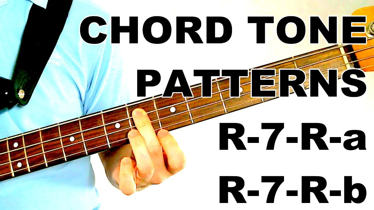Module 1 – Chord Tones – Walking Bass Lessons