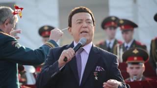 Иосиф Кобзон - о признании паспортов ДНР и ЛНР