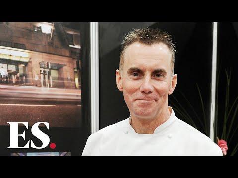 Gary Rhodes: TV chef dies in Dubai - he was 59